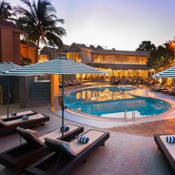 Standard Package - Whispering Palms Hotel - 4 Star Goa 3N