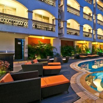 Budget Package - Hotel La Gulls Court - 3 Star Goa 3N