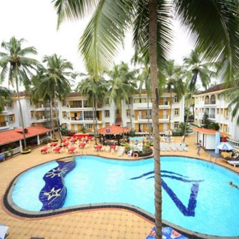 Budget Package - Hotel Alor Holiday Resort - 3 Star (Goa 3N)