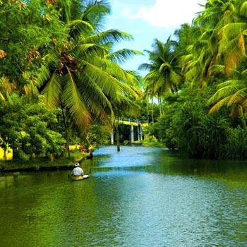 Blissful Kerala Package