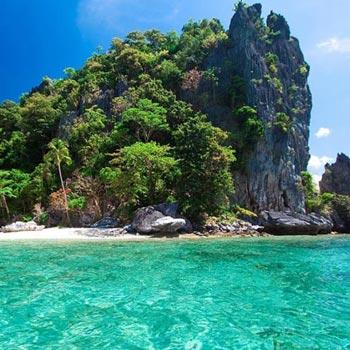 Philippines - Palawan Beach Tour