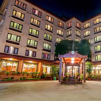 Nepal - Hotel Radisson Tour