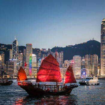 Hong Kong & Macau Wonder Package