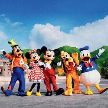 Hong Kong & Disneyland Tour