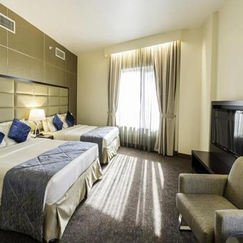 Dubai -  Howard Johnson Hotel Package