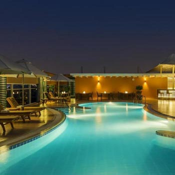Dubai - Four Points Sheraton Bur Dubai Tour