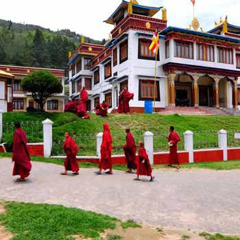 Blissful Bhutan Package