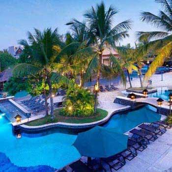 Kuta Paradiso Hotel - Bali Package