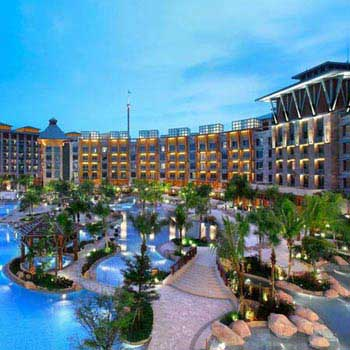 Hard Rock Hotel - Bali Tour