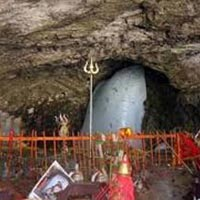 Shri Amarnath Yatra ( Helicopter Package ) 3 Nights / 4 Days Tour