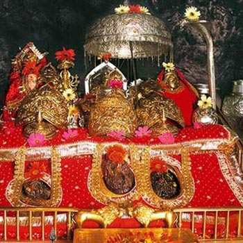 4 Nights / 5 Days  Shri Amarnath Yatra With Katra (Mata Vaishnodevi) Tour