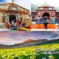 Chardham Yatra Package with Valley of Flower