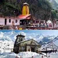 Do Dham Kedarnath & Badrinath Package Ex-Haridwar