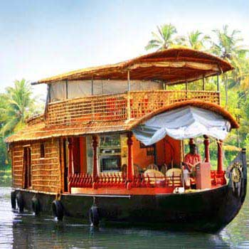 Kerala Kochi – Alleppey Family Package