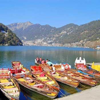 Nainital - Lake Trip Tour