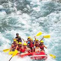 Rafting With Wildlife Tour