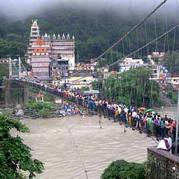 Haridwar - Rishikesh - Mussoorie Trip Tour