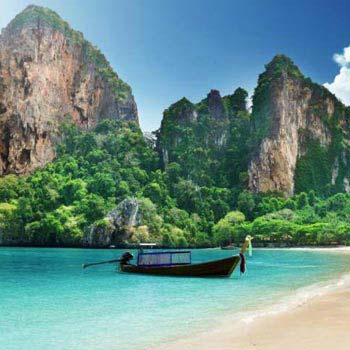 Krabi and Bangkok Package