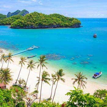 Ko Samui with Bangkok Package