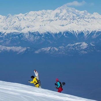 Skiing Holiday Package