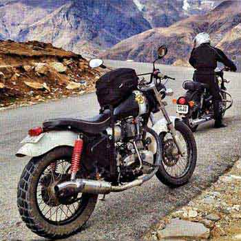 Ladakh Group by Bike 2018 Package