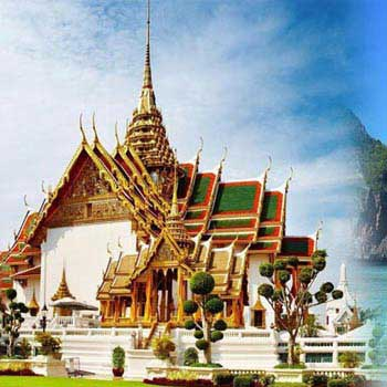 4N/5D Bangkok - Pattaya Tour