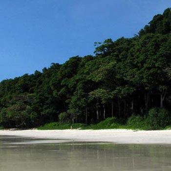Havelock-The Beach No. 7, Radhanagar