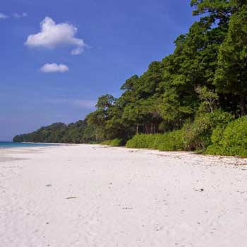 Blue water Havelock Radhanagar and Kalapathar Beaches–Itinerary 5 Days 4 Night Tour