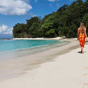 Amazing Romantic Ross Island & North Bay Island Trip - Itinerary 5 Days 4 Night Tour