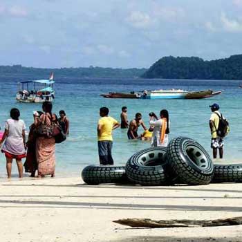Romantic Sunset View Andaman Trip 7 Days 6 Night Tour