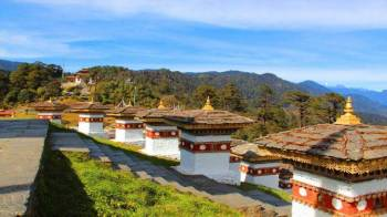 Bhutan At Glance Tour