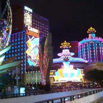 Hong - Kong Macau Package