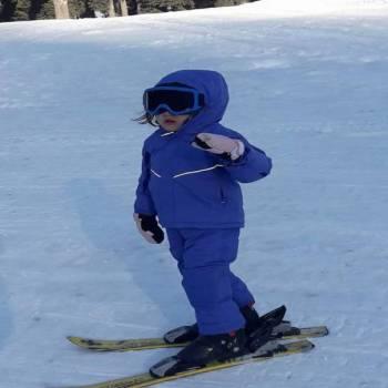 Mountain Skiing Tour