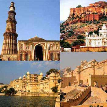 Delhi - Rajasthan Tour 5N/6D