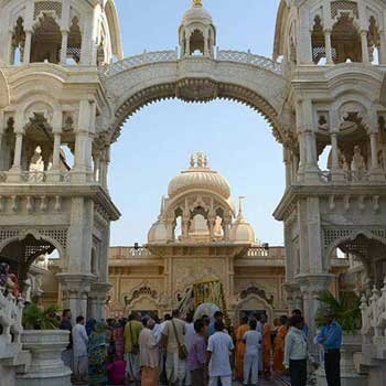 Golden Traingle with Mathura - Vrindavan Tour