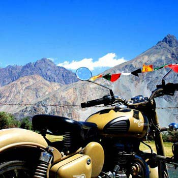 Manali Leh Cycle Expedition Tour