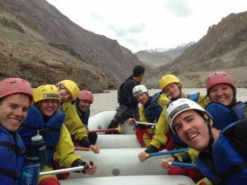 Rafting Day Trips Tour