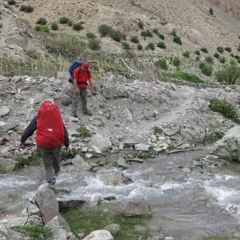 Trekking Rafting & Mountain Biking Tour