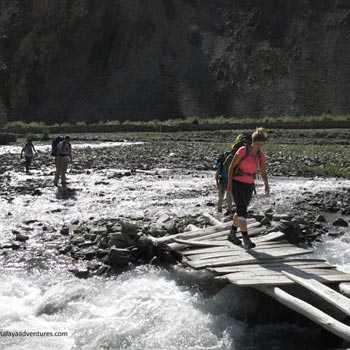 Rumtse Tsomoriri Trekking 8 Days Tour