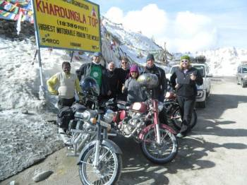 Bike Tour Ladakh