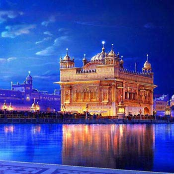 Amritsar Dharamshala Pathankot Tour Package