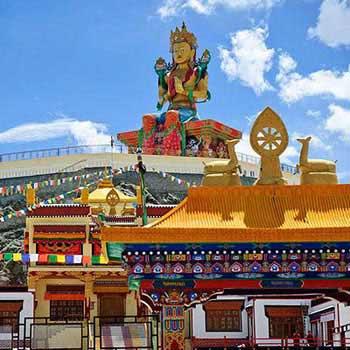 Ladakh Tour 8N/9D