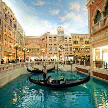Hong Kong and Venetian Macau Package Ex-Delhi