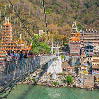 Splendid Rishikesh Tour Package