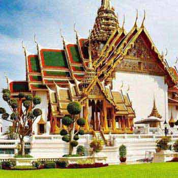 Bangkok with Koh Samui Tour