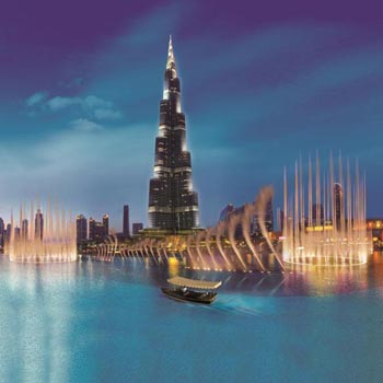 Dubai Vacation Tour
