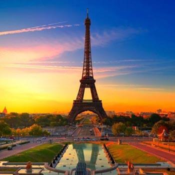 Artistic London Paris London to Paris Tour
