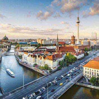 European Delight Brussels to Zurich Tour