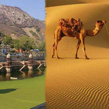 Rural Rajasthan Tour with Taj Mahal Tour