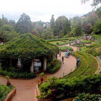 Colors of Mysore, Ooty and Kodaikanal Tour